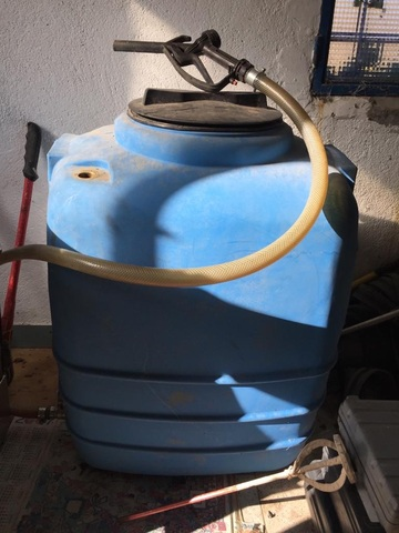Depósito De Gasoil