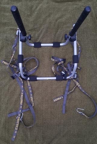 Porta Bicicletas 3 X 45 Kg