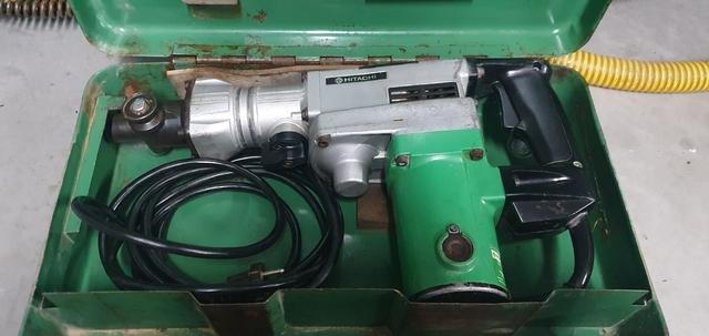 Martillo Electrico Combinado Hitachi.