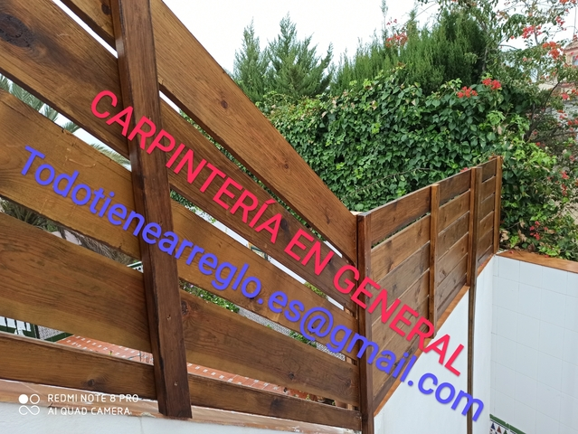 PUERTAS,  REPARACIONES,  CARPINTERÍA - foto 5