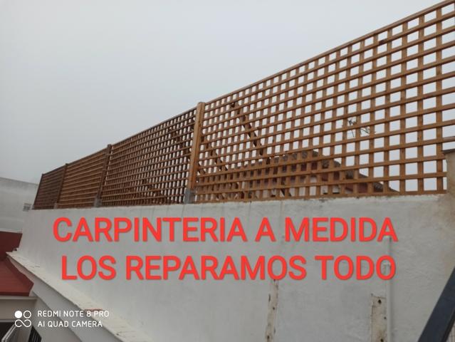 PUERTAS,  REPARACIONES,  CARPINTERÍA - foto 6