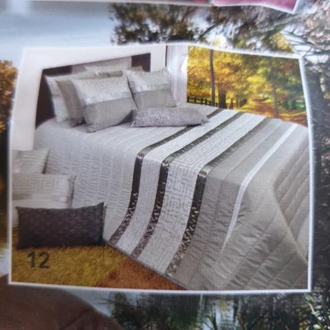 Diseño de ECO 230 hilos juego de sábanas para caravana