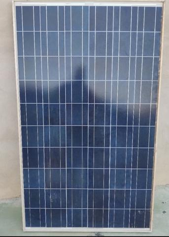 Placas Solares 215W Policristalinas.