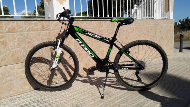 """Bicicleta De Montaña 24\"""""""