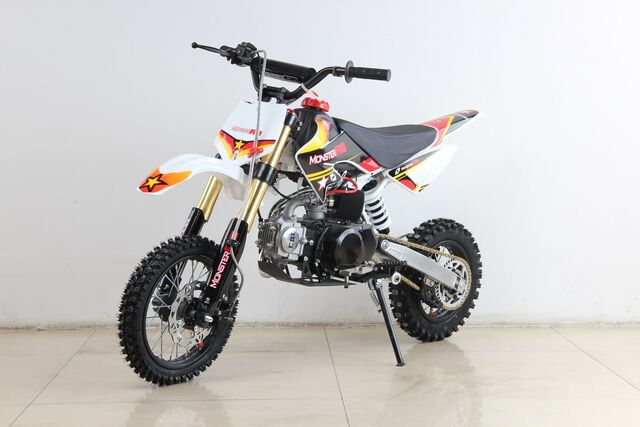 PIT BIKE CRR90 MONSTERPRO BILBAO - foto 1