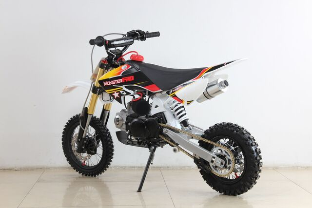 PIT BIKE CRR90 MONSTERPRO BILBAO - foto 2