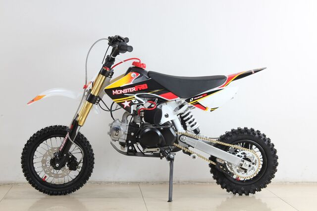PIT BIKE CRR90 MONSTERPRO BILBAO - foto 3