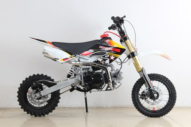 PIT BIKE CRR90 MONSTERPRO BILBAO - foto 5