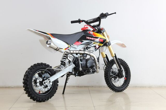 PIT BIKE CRR90 MONSTERPRO BILBAO - foto 6