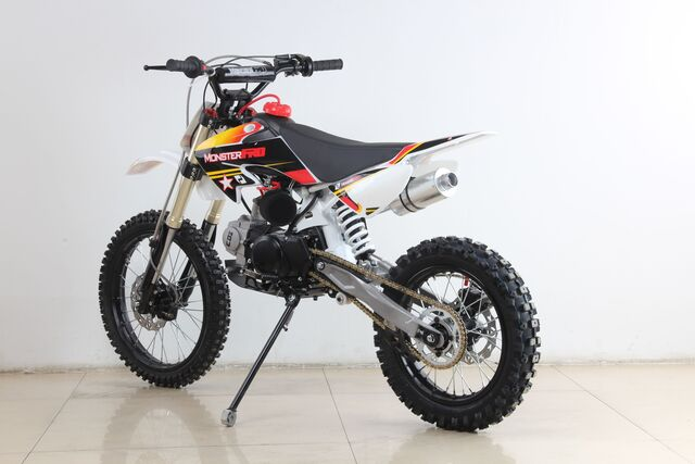 MONSTERPRO CRR 125 BILBAO PIT BIKES - foto 1