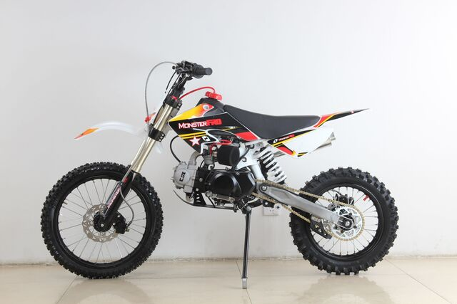 MONSTERPRO CRR 125 BILBAO PIT BIKES - foto 2