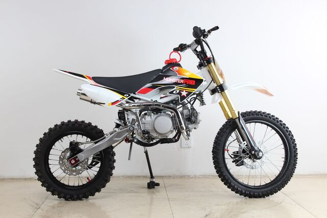 MONSTERPRO BILBAO CRR 140CC PIT BIKE - foto 1