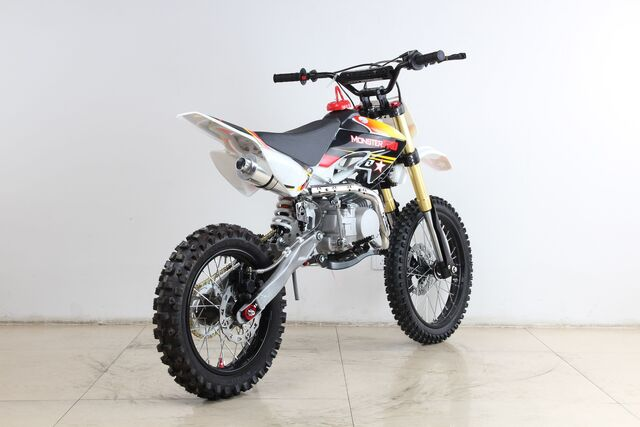 MONSTERPRO BILBAO CRR 140CC PIT BIKE - foto 2