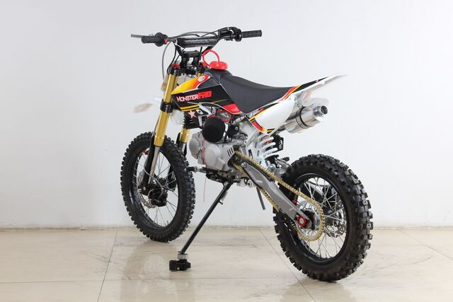 MONSTERPRO BILBAO CRR 140CC PIT BIKE - foto 3