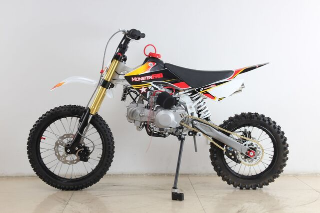 MONSTERPRO BILBAO CRR 140CC PIT BIKE - foto 4