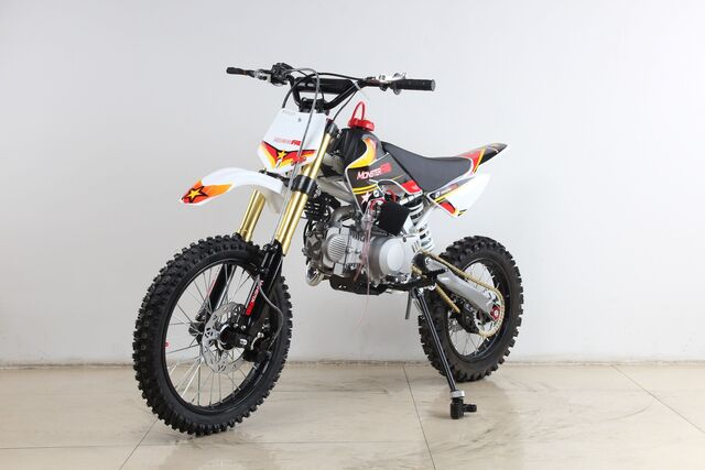 MONSTERPRO BILBAO CRR 140CC PIT BIKE - foto 5