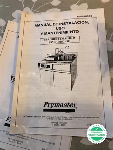 DOS CUECEPASTA FRYMASTER - foto 3