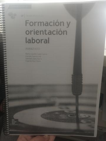LIBRO FORMACIÓN Y ORIENTACIÓN LABORAL - foto 1