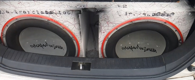 SUBWOOFERS VIBE SPACE 15 - foto 1