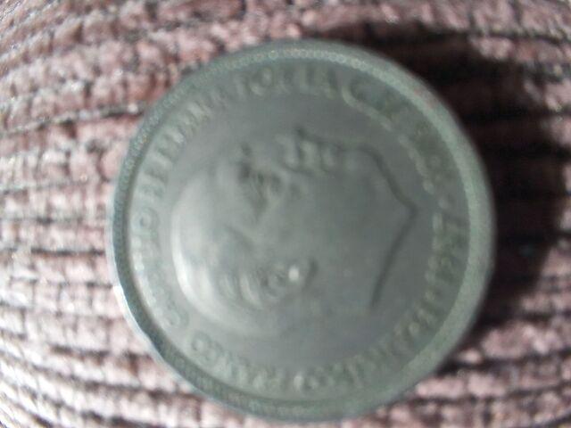 Se Vende Moneda Antigua De 5 Pesetas.