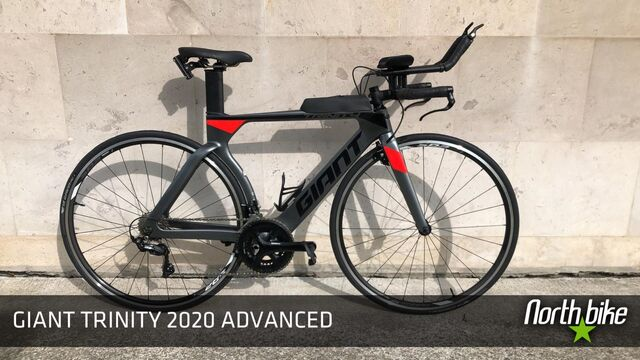 GIANT TRINITY 2020 ADVANCED.  TALLA XS - foto 1