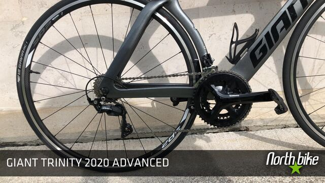 GIANT TRINITY 2020 ADVANCED.  TALLA XS - foto 2
