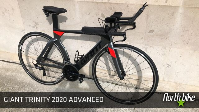 GIANT TRINITY 2020 ADVANCED.  TALLA XS - foto 3