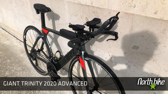 GIANT TRINITY 2020 ADVANCED.  TALLA XS - foto 4