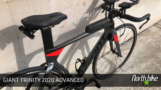 GIANT TRINITY 2020 ADVANCED.  TALLA XS - foto 5