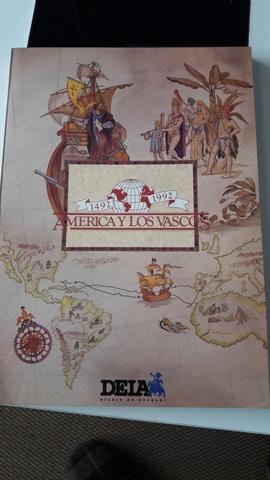 AMERICA Y LOS VASCOS 1492 - 1992 - foto 1