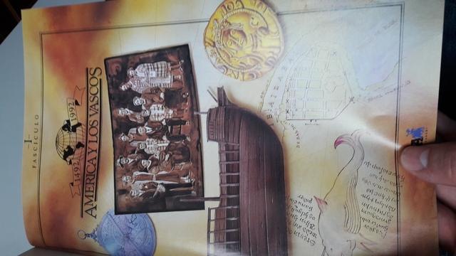 AMERICA Y LOS VASCOS 1492 - 1992 - foto 3