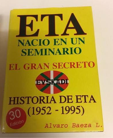 ETA  NACIO SEMINARIO LIBRO NUEVO - foto 1