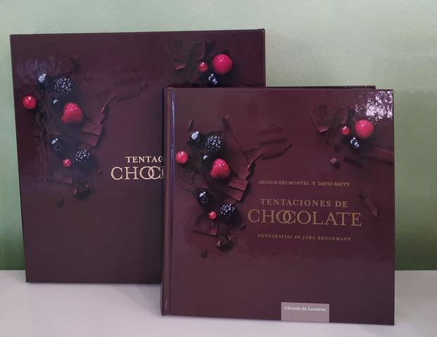 LIBRO TENTACIONES DE CHOCOLATE - foto 1