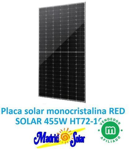 Placa Solar 330 W 24 V  130 Euros