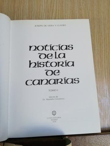 NOTICIAS DE LA HISTORIA DE CANARIAS. \NJO - foto 3