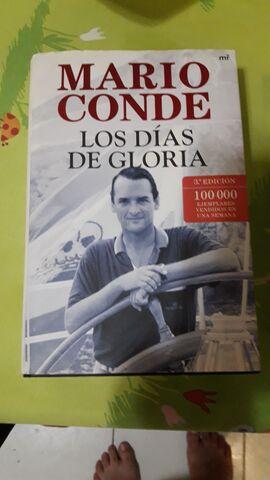 LIBROS MARIO CONDE+DON JUAN+EL MUNDO QUE - foto 2