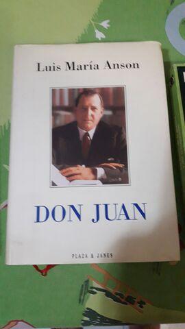 LIBROS MARIO CONDE+DON JUAN+EL MUNDO QUE - foto 3