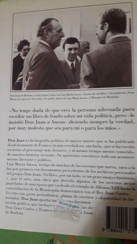 LIBROS MARIO CONDE+DON JUAN+EL MUNDO QUE - foto 6