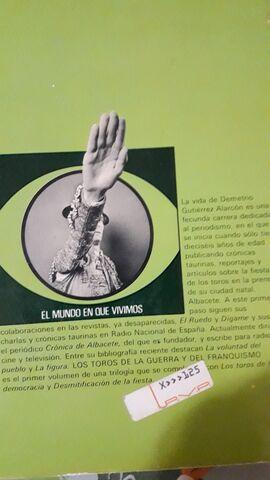 LIBROS MARIO CONDE+DON JUAN+EL MUNDO QUE - foto 7