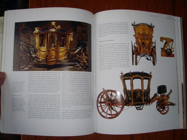 LIBRO HISTORIA DEL CARRUAJE EN ESPAÑA GR - foto 3