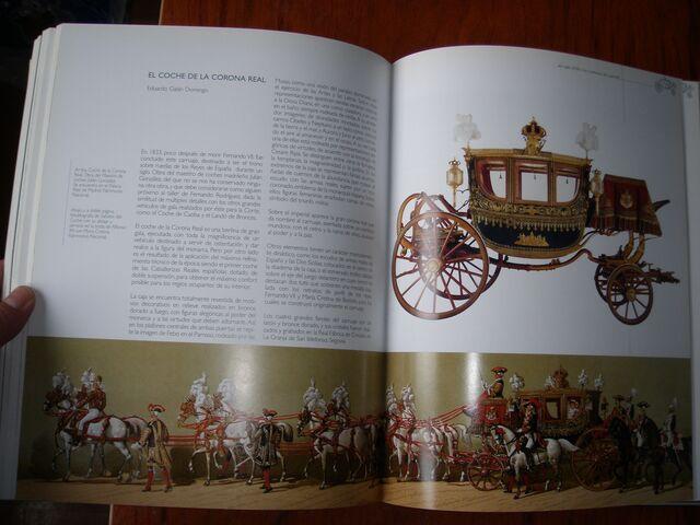 LIBRO HISTORIA DEL CARRUAJE EN ESPAÑA GR - foto 4