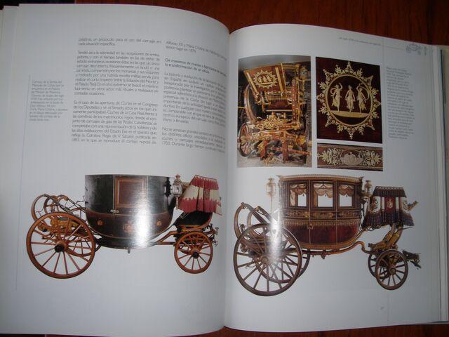 LIBRO HISTORIA DEL CARRUAJE EN ESPAÑA GR - foto 5