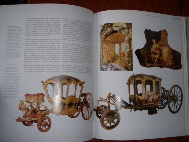 LIBRO HISTORIA DEL CARRUAJE EN ESPAÑA GR - foto 6
