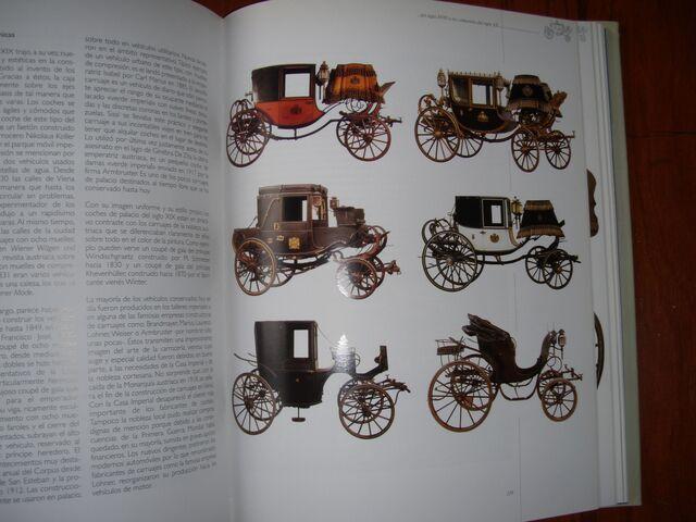 LIBRO HISTORIA DEL CARRUAJE EN ESPAÑA GR - foto 7
