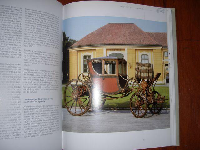 LIBRO HISTORIA DEL CARRUAJE EN ESPAÑA GR - foto 8