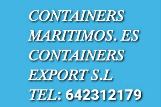 CONTAINERS MARÍTIMOS  ELCHE° 12M² - foto 2