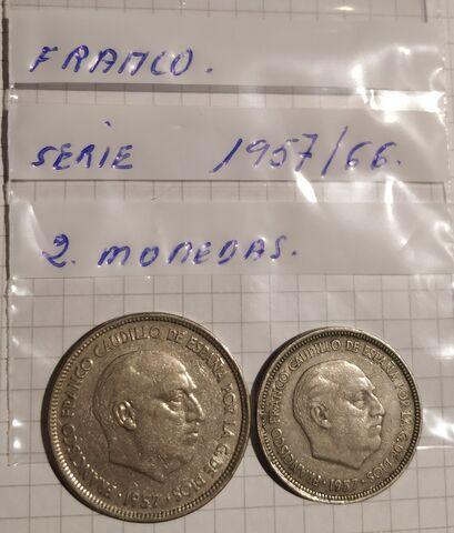 Franco 1957/66.