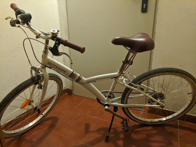Bicicleta De 24 Pulgadas Btwin