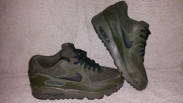 air max 90 verde militar