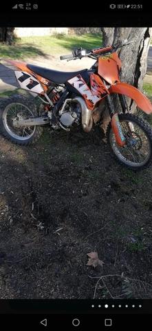 KTM - SX 85 2007 - foto 2